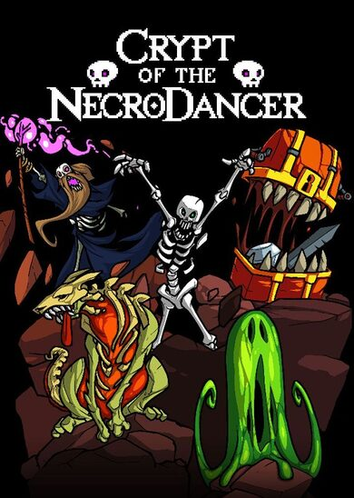 Crypt of the NecroDancer Gog.com Key GLOBAL
