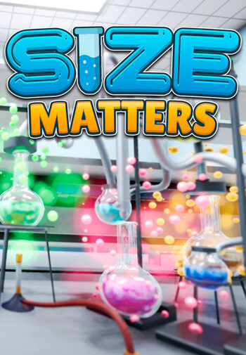 Size Matters Steam Key GLOBAL
