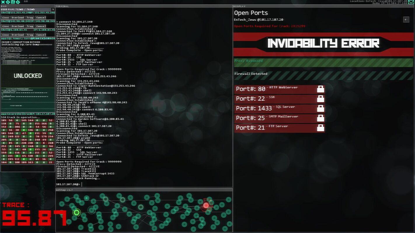 Buy Hacknet Deluxe Edition Steam Key GLOBAL | ENEBA