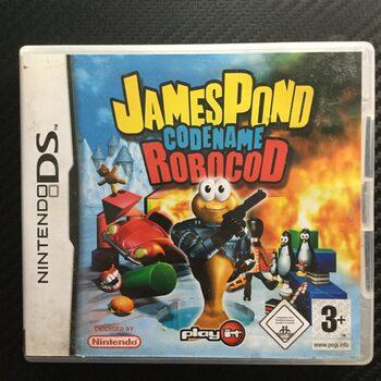 James Pond 2: Codename Robocod Nintendo DS