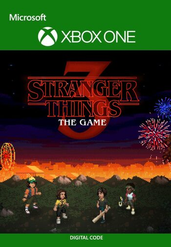 Stranger Things 3: The Game XBOX LIVE Key UNITED STATES