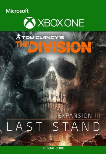 Tom Clancy's The Division - Last Stand (DLC) XBOX LIVE Key UNITED STATES