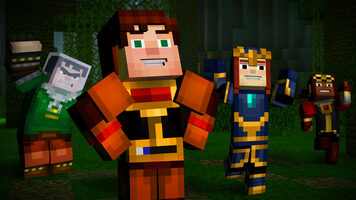 Minecraft: Story Mode - A Telltale Games Series PlayStation 4 for sale