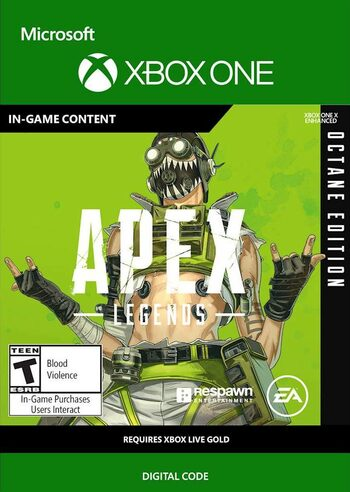 Apex Legends: Octane Edition (DLC) (Xbox One) Xbox Live Key GLOBAL