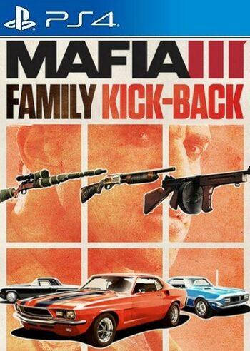 Mafia III - Family Kick Back Pack (DLC) (PS4) PSN Key EUROPE