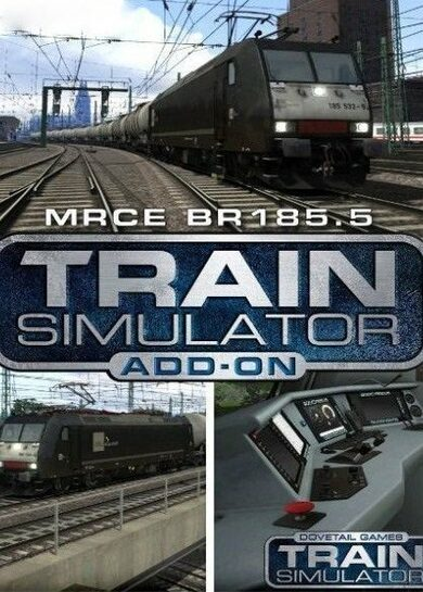 Train Simulator - MRCE BR 185.5 Loco Add-On (DLC) Steam Key EUROPE