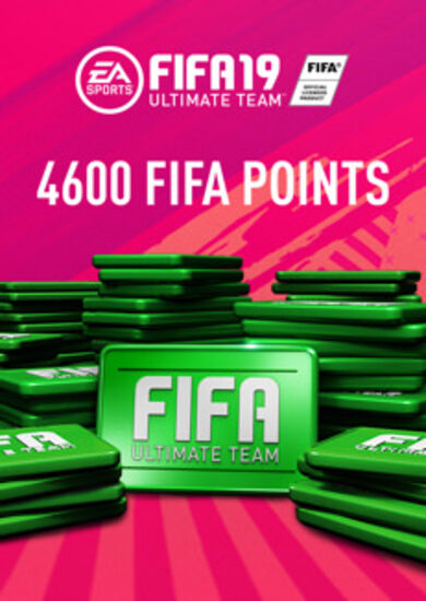FIFA 19 - 4600 FUT Points Origin Key GLOBAL