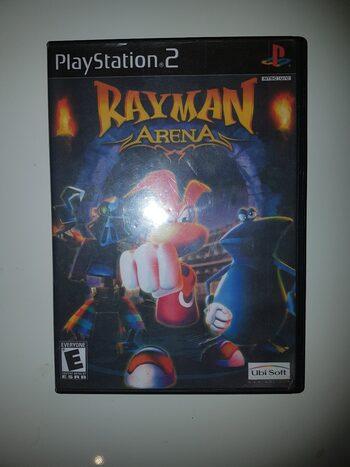 Rayman Arena PlayStation 2