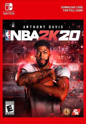 NBA 2K20 (Nintendo Switch) eShop Key EUROPE