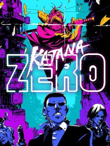 Katana Zero (Nintendo Switch) eShop Key UNITED STATES