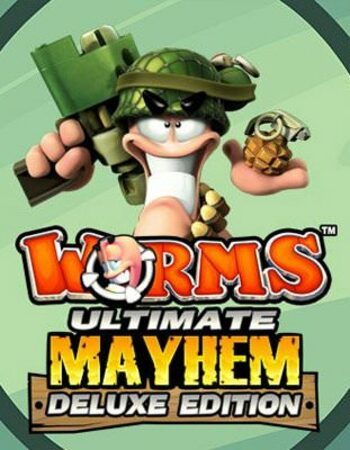 Worms Ultimate Mayhem (Deluxe Edition) Steam Key GLOBAL