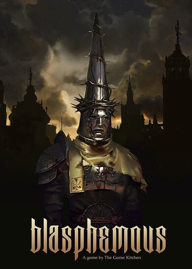 Blasphemous Steam Key GLOBAL
