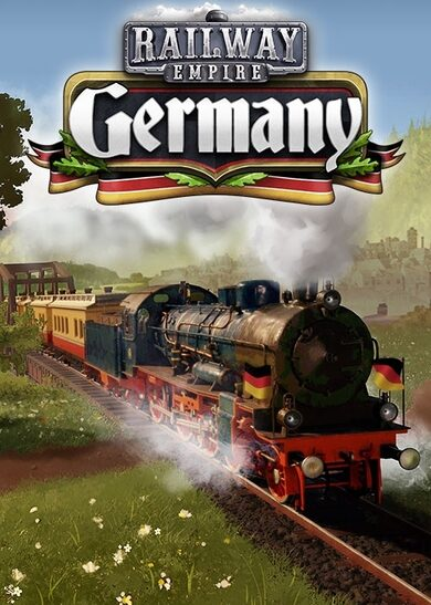 Railway Empire - Germany (DLC) Steam Key GLOBAL