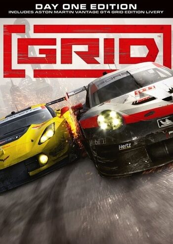 GRID: Day One Edition Steam Key GLOBAL