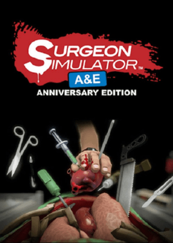 Surgeon Simulator - A&E Anniversary Edition Steam Key GLOBAL
