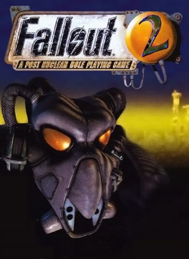 Fallout 2: A Post Nuclear Role Playing Game Steam Key GLOBAL