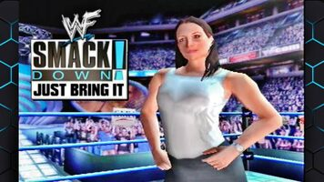 Get WWF SmackDown! Just Bring It PlayStation 2