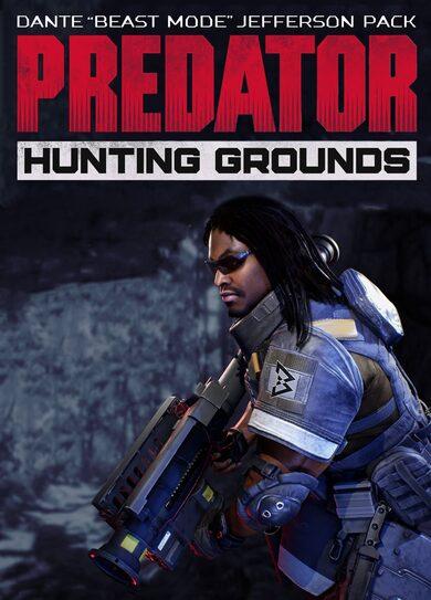 "Predator: Hunting Grounds - Dante ""Beast Mode"" Jefferson DLC Pack (DLC) Steam Key GLOBAL"