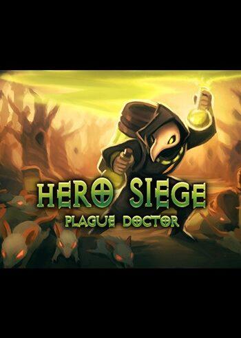Hero Siege - Class - Plague Doctor (DLC) Steam Key GLOBAL