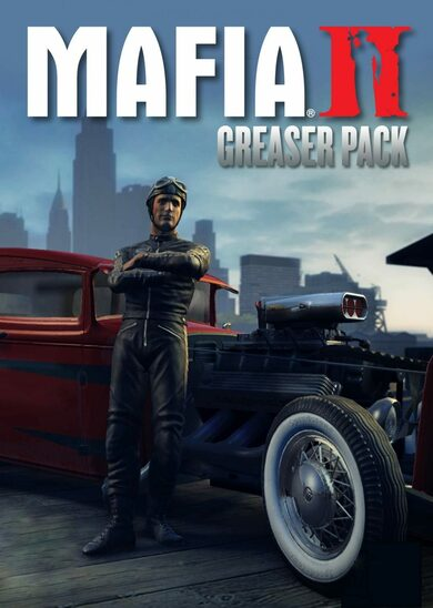 Mafia II - Greaser Pack (DLC) Steam Key EUROPE