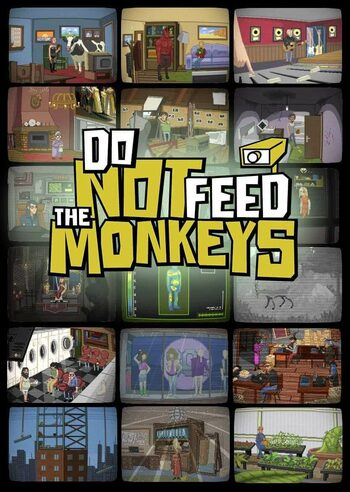 Do not Feed the Monkeys Steam Key GLOBAL
