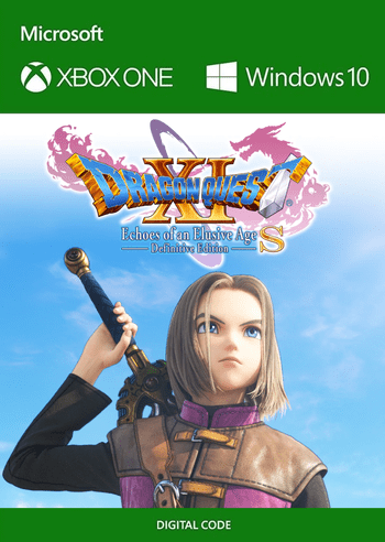 DRAGON QUEST XI S: Echoes of an Elusive Age - Definitive Edition PC/XBOX LIVE Key UNITED STATES