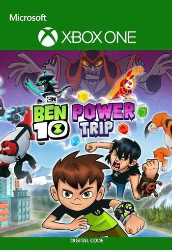Ben 10: Power Trip XBOX LIVE Key ARGENTINA