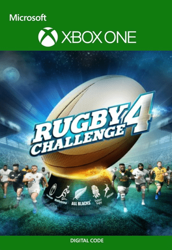 Rugby Challenge 4 XBOX LIVE Key UNITED STATES