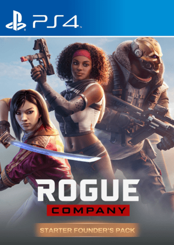 Rogue Company (Starter Founder's Pack) (PS4) PSN Key GLOBAL