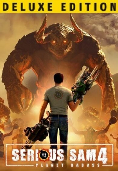 Serious Sam 4 Deluxe Edition Steam Key