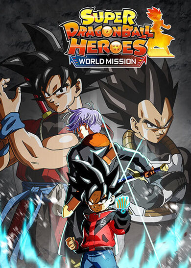 Super Dragon Ball Heroes: World Mission Steam Key GLOBAL фото