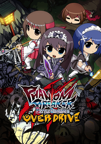 Phantom Breaker: Battle Grounds Steam Key EUROPE