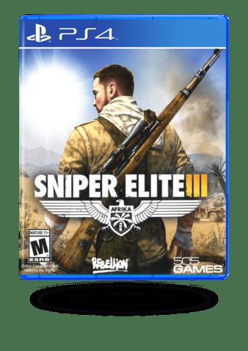 Sniper Elite 3 PlayStation 4