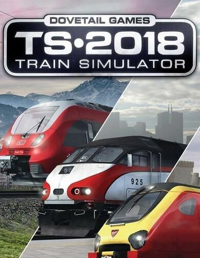 Train Simulator 2018 + Discount Coupon Steam Key GLOBAL