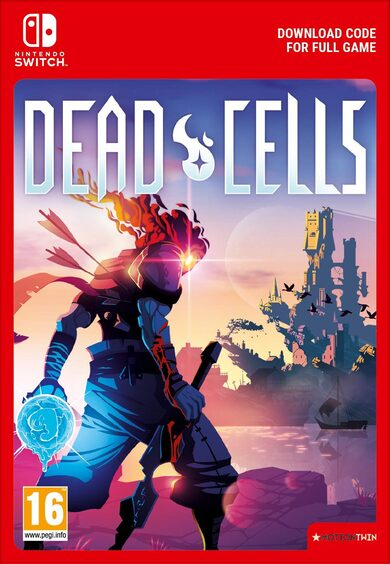 Dead Cells (Nintendo Switch) eShop Clave EUROPA