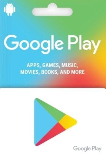 Google Play Gift Card 500 HKD Key HONG KONG