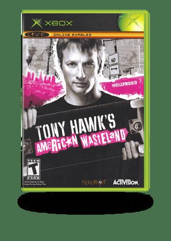 Tony Hawk's American Wasteland Xbox