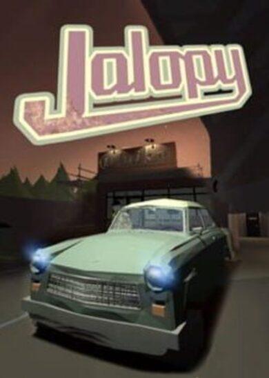 Jalopy - The Road Trip Driving Indie Car Game (公路旅行驾驶游戏) Steam Key GLOBAL