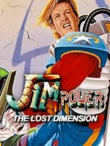 Jim Power - The Lost Dimension Steam Key GLOBAL