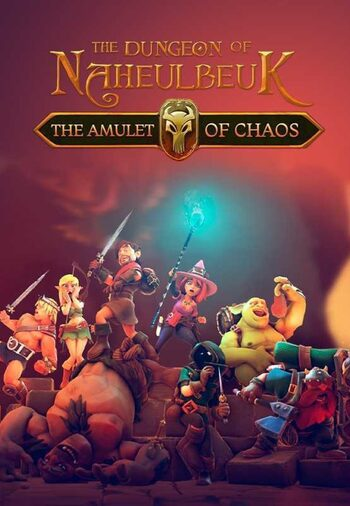The Dungeon Of Naheulbeuk: The Amulet Of Chaos Steam Key LATAM