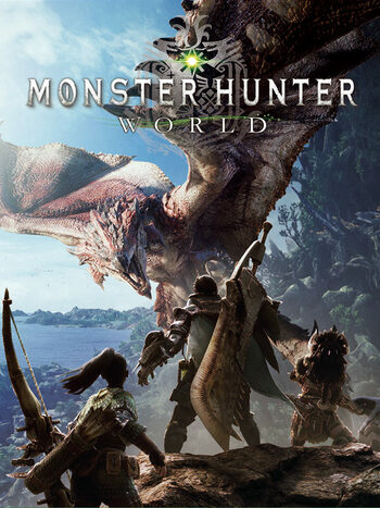Monster Hunter: World Steam Key EUROPE