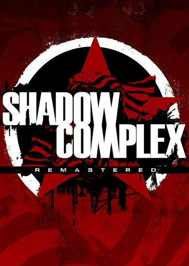 Shadow Complex Remastered Epic Games Key GLOBAL