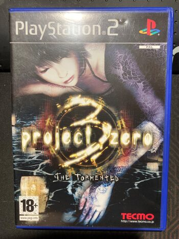 Fatal Frame III: The Tormented PlayStation 2