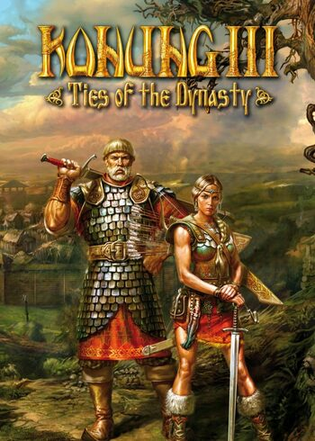 Konung 3: Ties of the Dynasty Steam Key GLOBAL