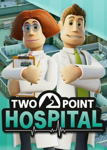 Two Point Hospital clé Steam EUROPE