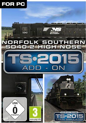 Train Simulator: Norfolk Southern SD40-2 High Nose Loco (DLC) Steam Key GLOBAL