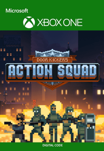 Door Kickers: Action Squad XBOX LIVE Key GLOBAL