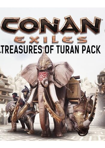 Conan Exiles - Treasures of Turan Pack (DLC) Steam Key GLOBAL
