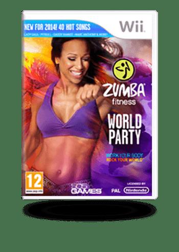 Zumba Fitness World Party Wii