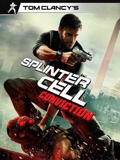 Tom Clancy's Splinter Cell: Conviction Uplay Key GLOBAL